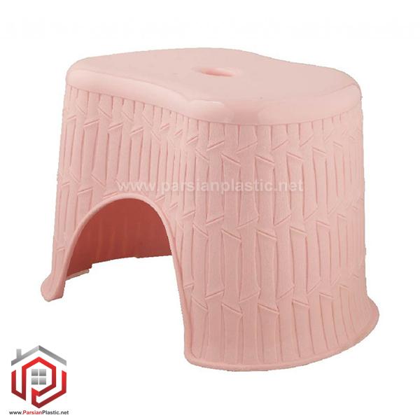 صندلی حمام بامبو لیمون