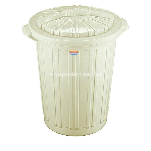 سطل سفید ناصر