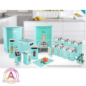 سرویس 24 پارچه آشپزخانه هوم کت