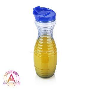 بطری آب طرح دار 1.2 لیتری هوم کت