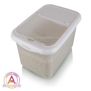 جا برنجی 20 کیلویی ساده هوم کت