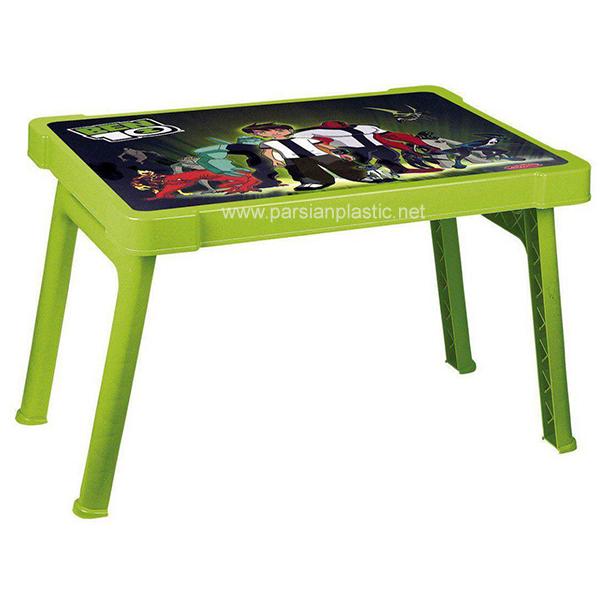 میز عکس دار کودک ناصر پلاستیک