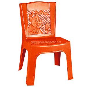 صندلی کودک بدون دسته ناصر پلاستیک