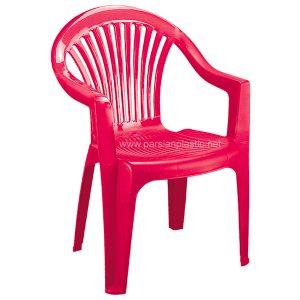 صندلی دسته دار سرخابی ناصر 810