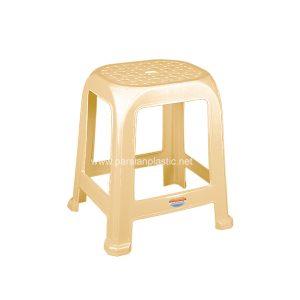 چهارپایه حصیری بلند 817 ناصر پلاستیک