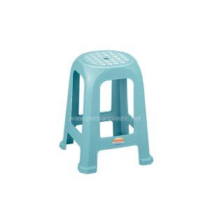چهارپایه حصیری بلند 838 ناصر پلاستیک