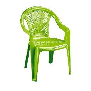 صندلی کودک میکی موس سایز 1 ناصر پلاستیک