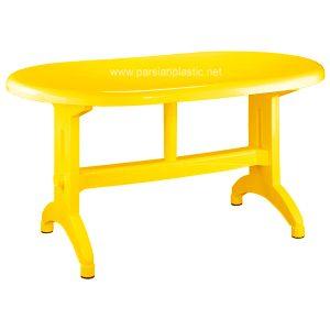 میز بیضی ناصر