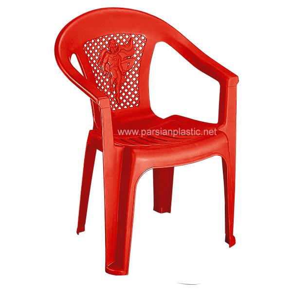 صندلی کودک سوپر من ناصر پلاستیک