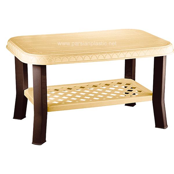 میز مبلی ناصر پلاستیک