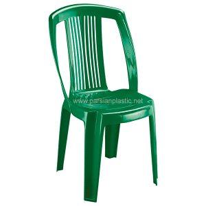 صندلی نوجوان بدون دسته ناصر پلاستیک