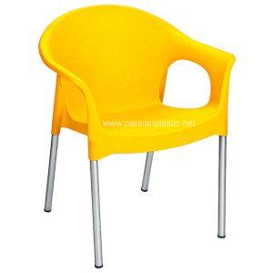 صندلی پایه فلزی مبلی ناصر 990