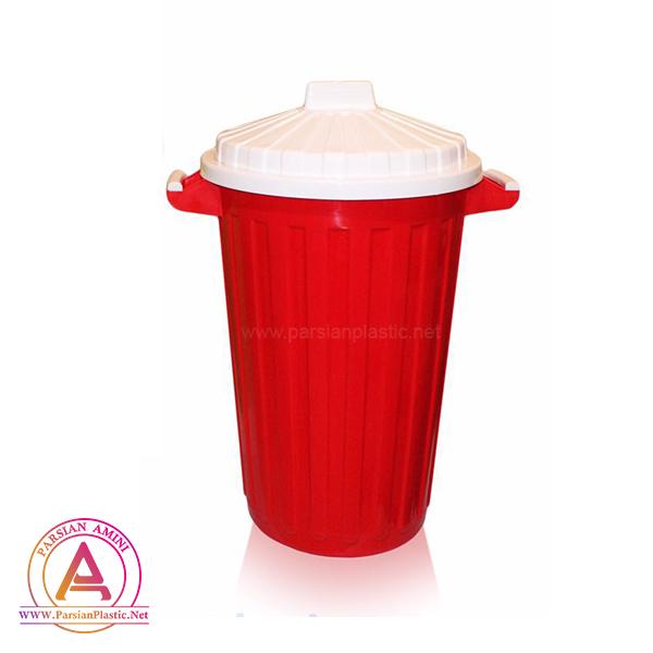 سطل زباله هرکول اشکان پلاستیک
