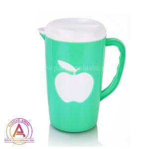 پارچ دو رنگ سیب اشکان پلاستیک