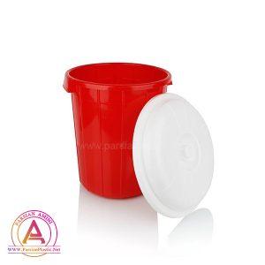 سطل پارسا سایز 1 ایده ال پلاستیک