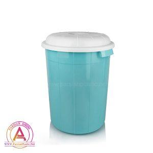 سطل پارسا سایز 3 ایده آل پلاستیک