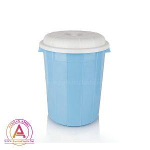 سطل پارسا سایز 2 ایده ال پلاستیک