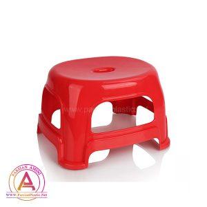 چهارپایه کوتاه ایده ال پلاستیک